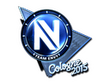 Sticker Team EnVyUs (Foil) | Cologne 2015