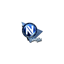 Sticker | Team EnVyUs (Foil) | Cologne 2015