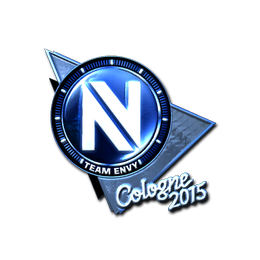 Team EnVyUs (Foil) | Cologne 2015