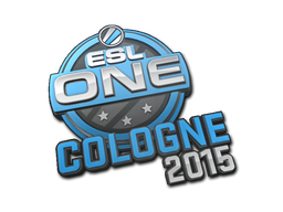 Sticker | ESL | Cologne 2015