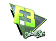 Sticker Flipsid3 Tactics (Foil) | Cologne 2015