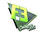 Skin Sticker | Flipsid3 Tactics (Foil) | Cologne 2015