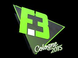 Наклейка   Flipsid3 Tactics   Кёльн 2015