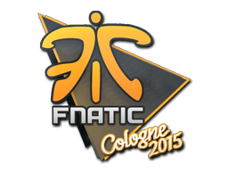 Sticker | Fnatic | Cologne 2015