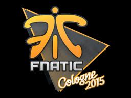 Наклейка | Fnatic | Кёльн 2015
