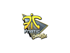 Skin Sticker | Fnatic (Foil) | Cologne 2015