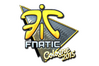 Sticker | Fnatic (Foil) | Cologne 2015