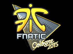 Наклейка   Fnatic (металлическая)   Кёльн 2015