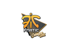 Skin Sticker | Fnatic | Cologne 2015