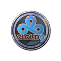 Sticker | Cloud9 <br>(Holo) | Cologne 2014