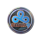 Sticker | Cloud9 (Holo) | Cologne 2014