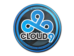 Sticker | Cloud9 | Cologne 2014