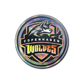 Sticker | Copenhagen Wolves <br>(Holo) | Cologne 2014