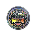 Sticker | Copenhagen Wolves (Holo) | Cologne 2014