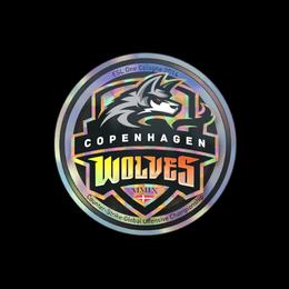 Copenhagen Wolves (Holo) | Cologne 2014
