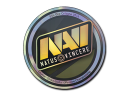 Sticker | Natus Vincere (Holo) | Cologne 2014
