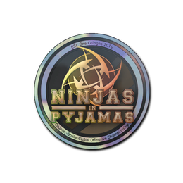 Ninjas in Pyjamas (Holo) | Cologne 2014