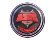 Sticker HellRaisers (Holo) | Cologne 2014
