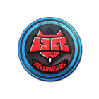 Sticker | HellRaisers | Cologne 2014