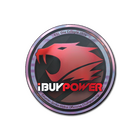 Sticker | iBUYPOWER (Holo) | Cologne 2014
