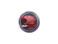 Skin Sticker | iBUYPOWER (Holo) | Cologne 2014