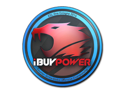 Sticker | iBUYPOWER | Cologne 2014