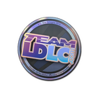 Sticker | Team LDLC.com (Holo) | Cologne 2014