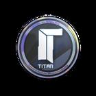 Sticker   Titan (Holo)   Cologne 2014