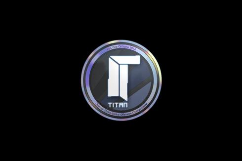 Sticker | Titan (Holo) | Cologne 2014 Prices