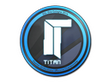 Sticker Titan   Cologne 2014