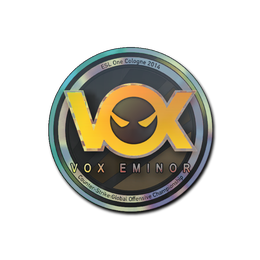 Vox Eminor (Holo) | Cologne 2014