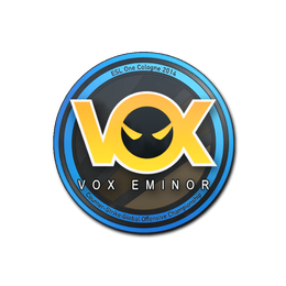 Vox Eminor | Cologne 2014