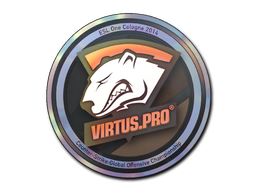 Sticker | Virtus.Pro (Holo) | Cologne 2014
