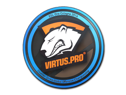 Sticker | Virtus.Pro | Cologne 2014