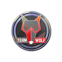 MTS GameGod Wolf (Holo) | Cologne 2014