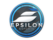 Sticker Epsilon eSports | Cologne 2014