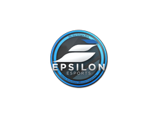 Skin Sticker | Epsilon eSports | Cologne 2014