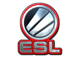 Sticker | ESL One Cologne 2014 (Red)
