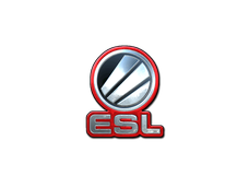 Skin Sticker | ESL One Cologne 2014 (Red)