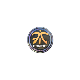 Sticker | Fnatic (Holo) | Cologne 2014