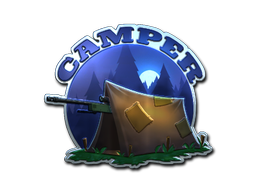 Sticker | Camper (Foil)