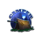 Sticker | Camper (Foil)