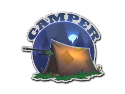 Sticker | Camper