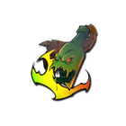 Sticker | Devouring Flame (Holo)