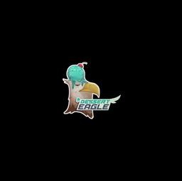Sticker   Dessert Eagle