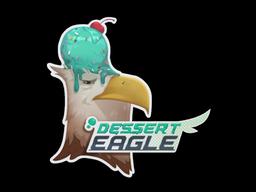 Десертный орёл