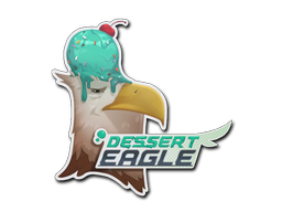 Sticker | Dessert Eagle