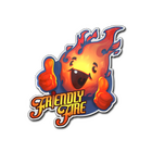 Sticker | Friendly Fire