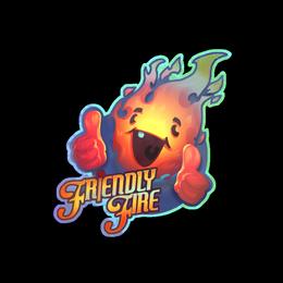 Friendly Fire (Holo)