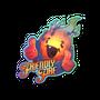 Sticker | Friendly Fire (Holo)
